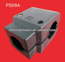 PS09A conveyor parts plastic small unit frame support / connecting joint