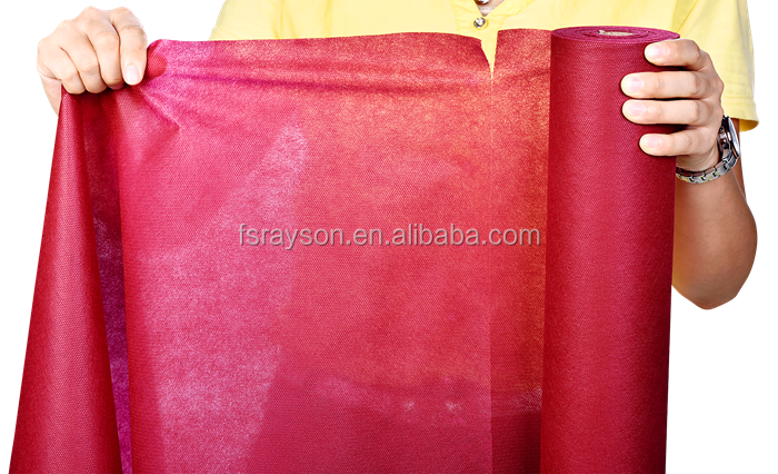 Breathable pp spunbond non woven fabric for plant and flowers bags