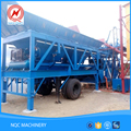 Best quality stainless steel hand operated concrete mixer