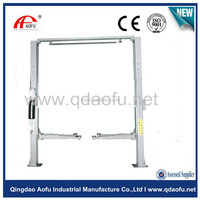 cheap 2 post gate style hydraulic car lift