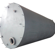 Plastic-Lined Steel Tank For Corrosive Liquid Storage,Anticorrosive Equipment Chemical Storage Tank