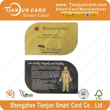 Excellent leaf shape bio energy saver card with favorable price