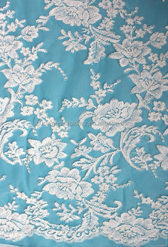 2015 High Quality Jacquard lace fabric wholesale