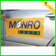Car Door Magnets signage vinyl sticker