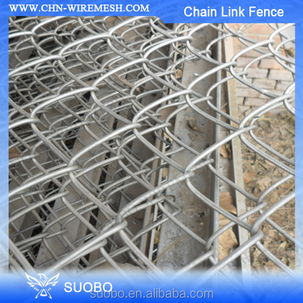 Machine For Chain Link Fen