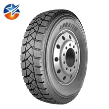 Long life radial truck tire 315 80 22.5