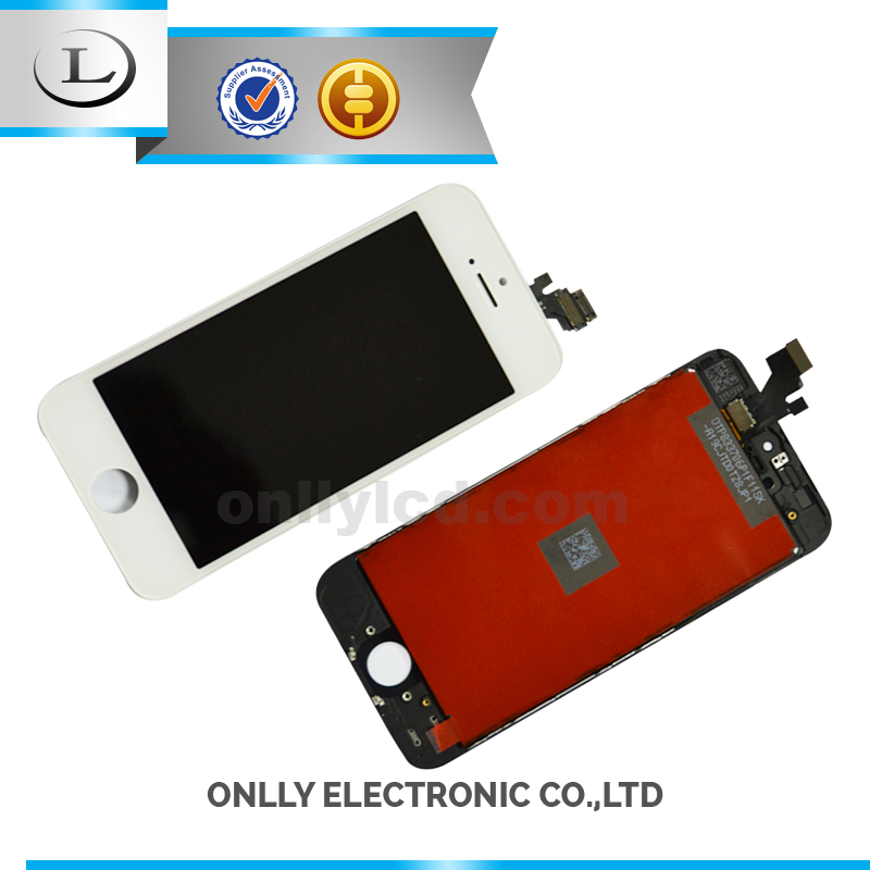 AAA+Tianma full new for iphone 5 lcd touch screen display with digitizer assembly