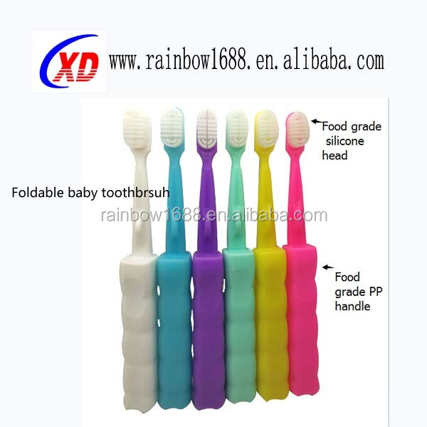 2016 Toothbrush Home Dental Care Silicone Toothbrush