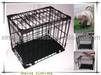 2017 used dog cages for sale with Chinese suplier
