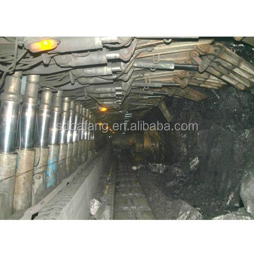large-scale coal mine hydraulic supporting tool/coal mine roof support and management
