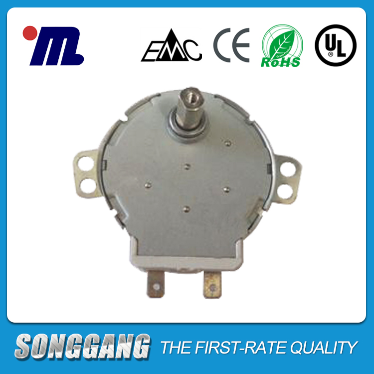 High Torque 220Volt Mini Microwave Oven Motor