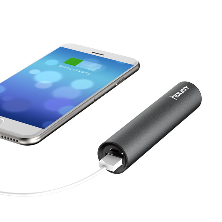 Houny new comming 18650 power bank 2600mAh for smartphone