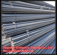 10-32mm Reinforcing Steel Rebar/Deformed Steel Bar Iron Rods for Construction