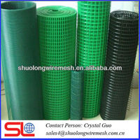 hot sale!!!!! anping KAIAN 1/2 inch PVC coated galvanized welded wire mesh