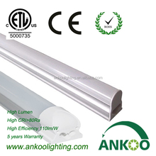 LED tube t8 90cm compatible with electronic ballast/t8 led tube integrated/t5 led tube light set