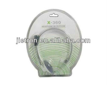 Headphone for Xbox 360