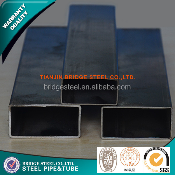 High Quality cold formed Black Square Steel Pipe Steel Tube Square Hollow Section