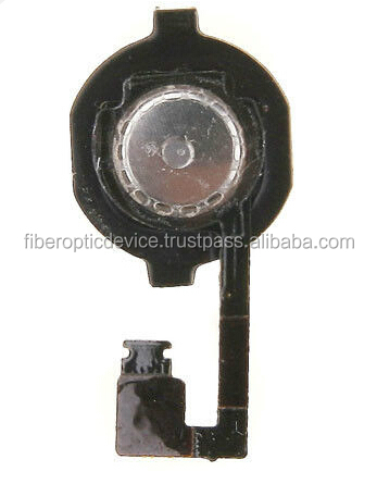"Smart Phone Home Button with Flex Cable Replacement Repair Parts for CDMA GSM 3.5"" iPhone 4 4S"