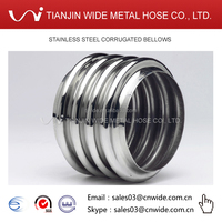 Pipe Line Metal Bellows Expansion Joint