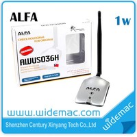 Original Alfa high power usb wifi adapter