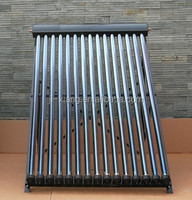 Wholesale Solar Water Heater ,High Pressurized Bearing heat pipe 24mm red copper ,nacre white armor plate