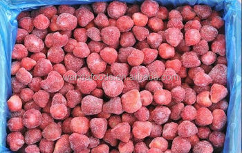 frozen fresh strawberry in china