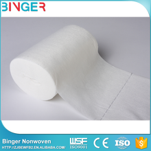 disposable dot line absorbent nonwoven hand towel face towel roll soft towel roll