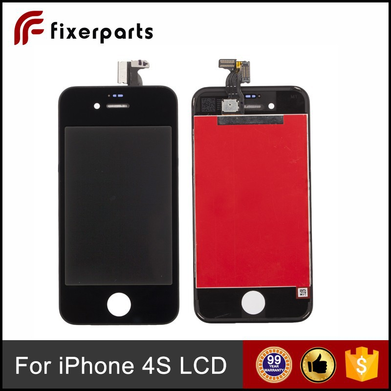 2015 original new full lcd screen for iphone 4s ,wholesale factory price replacement for iphone 4s lcd touch screen digitizer