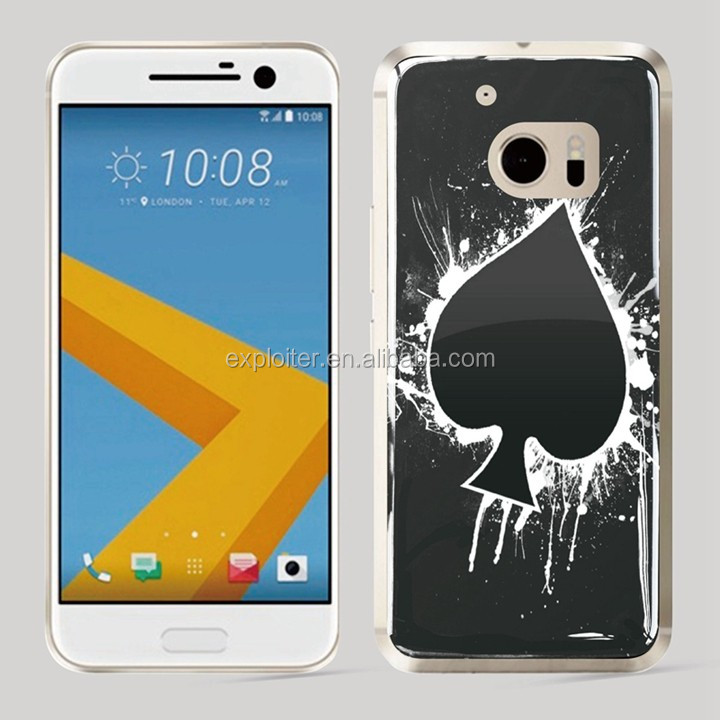New arrival product custom printing mobile phone skin for htc one m9