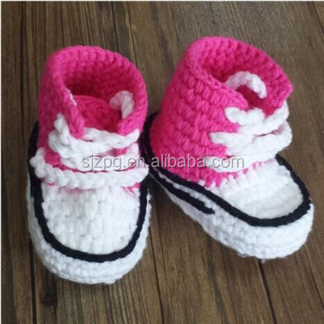 factory Crochet Pattern Booties for Girls