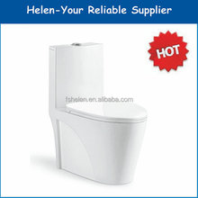 Stock Simple Toilet Set Sanitary Ware Closet WC Portable Toilet Guangdong NO.2100
