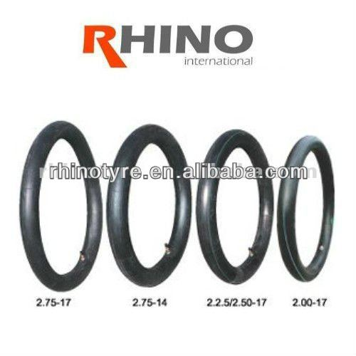 motorcycle tyre natural rubber and butyl inner tube