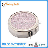 chic diamond shinny design women's special measuring tools/tape measures