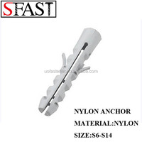 NYLON ANCHOR W/OUT COLLAR