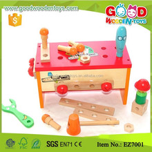 Child Real Size Wooden Garden Tool Set Just For Kids 12pcs/carton
