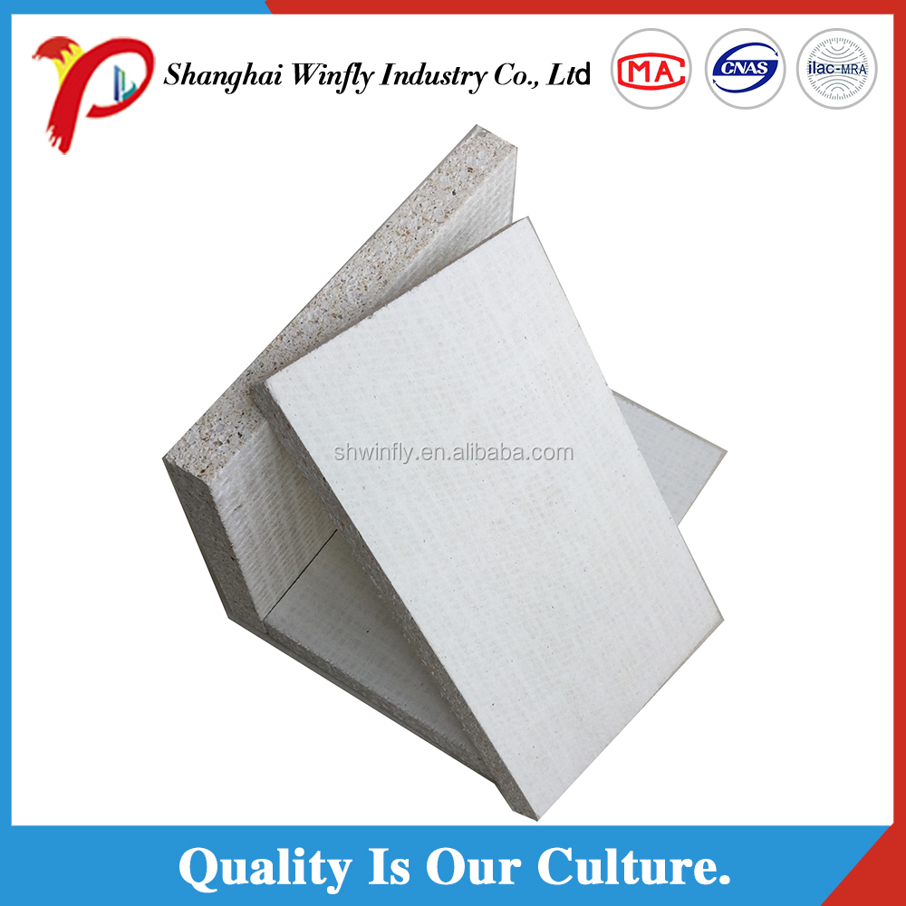12mm Thickness Water Resistant Decorative Interior Wall Mgo Board