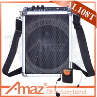 High quality mp3 player with built in speaker