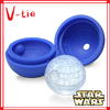 Novelty Food grade Silicone Ice Ball Mold silicon ice cube