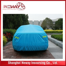 Best price customized waterproof hail protection car cover