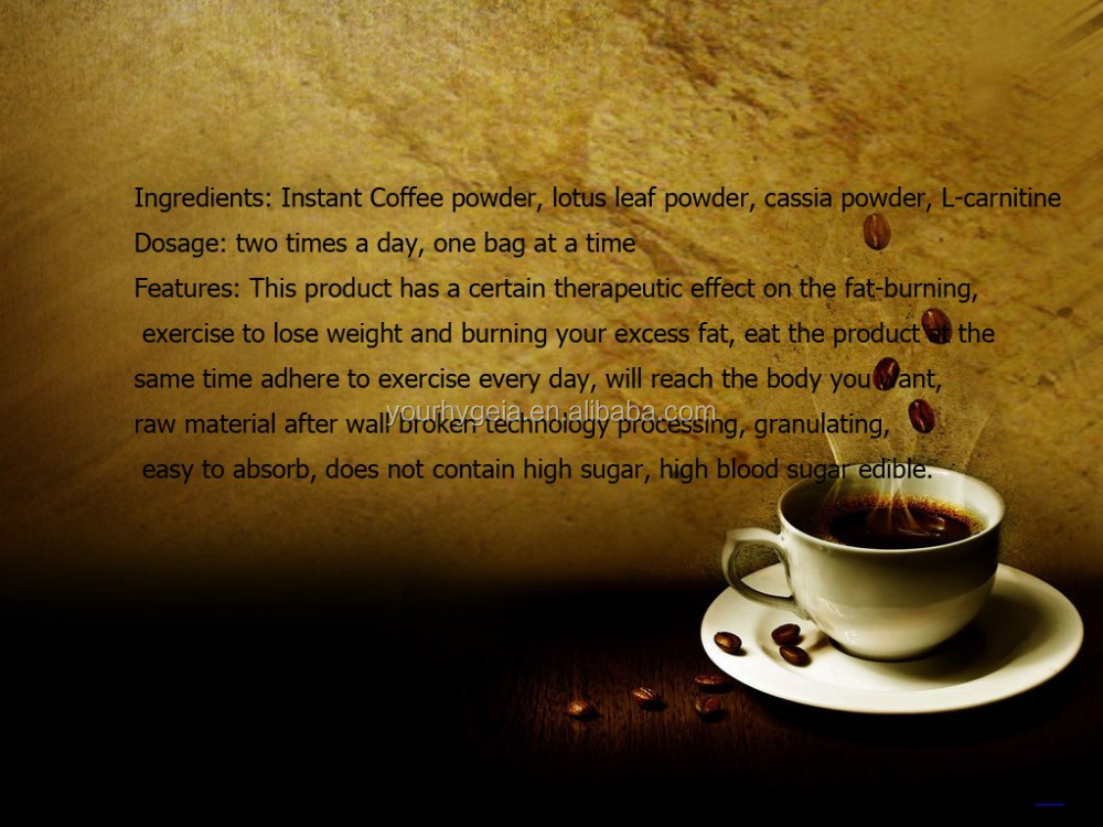 2016 effective weight loss slimming coffee
