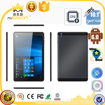 Tablet 10.1 inch 1920*1200 IPS 3G 4G lte Octa Core MT8783 64GB ROM 5MP+13MP Android 6 GPS Bluetooth Wifi Dual 4G SIM tablet 10""