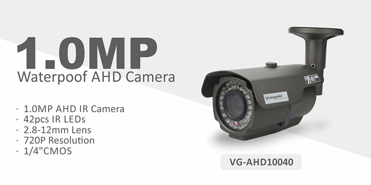 Vangold adjustable AHD CCTV camera full form multi 2.8-12mm Lens ...