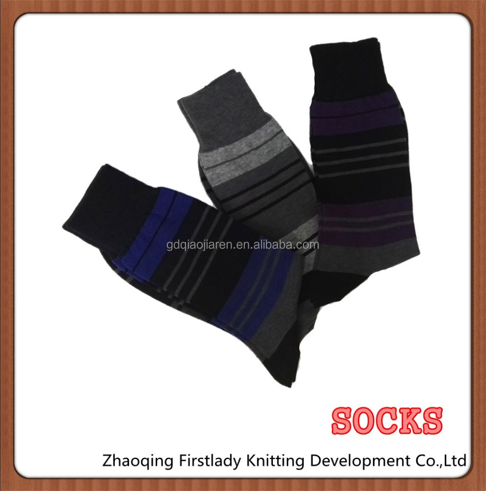 CE certificated soft & comfortable Cotton socks