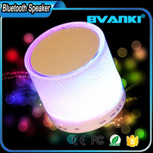 Wholesales Low Price Mini Size Wireless Loudspeaker FM Radio Bluetooth Speaker LED For Computer Phone
