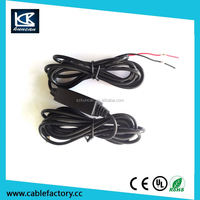 12V to 5V 2A DC converter,USB A Male to Micro USB B 5Pin Male Spring Retractable Cable