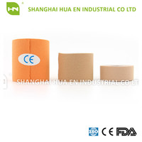 With CE FDA ISO certificated High Quality Exercise Muscle Tape