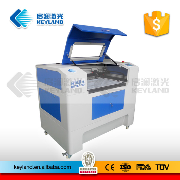 DSP Control 80w 100w 130w 900x600 / 600x900 Co2 Laser Cutter for Nonmetals