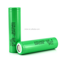 Electric cigaratte samsung 22f battery lithium ion battery 18650 2200mah 12v battery cells