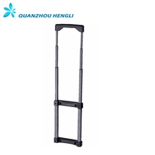 165MM 4 stages retractable trolley luggage pull handle
