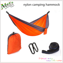 wholesale outdoor utralight hammock tent newest comfortable fastness round hammock folding waterproof camping hammock